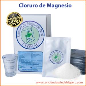 CLORURO DE MGNESIO PURO