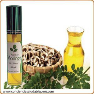 aceite de moringa orgánico