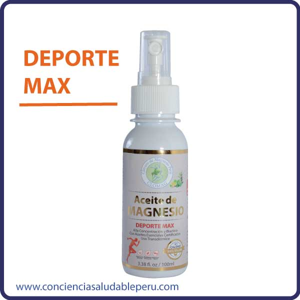 Aceite de Magnesio Deporte
