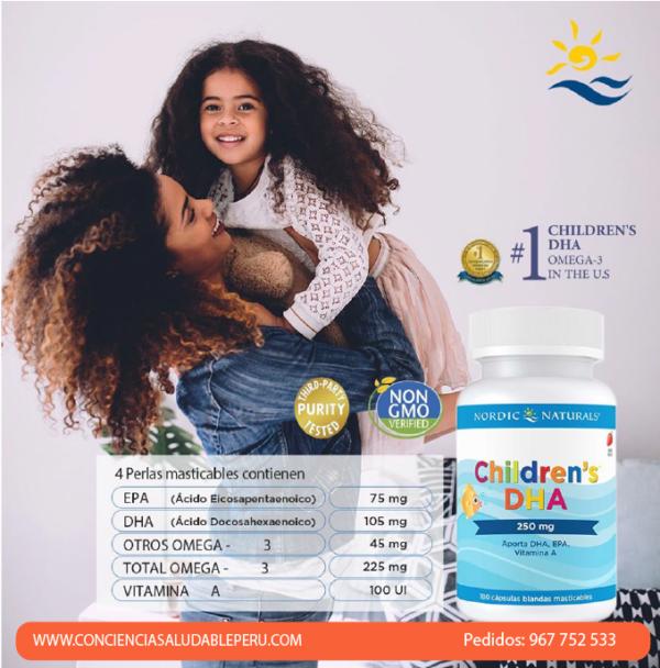 CHILDREN DHA