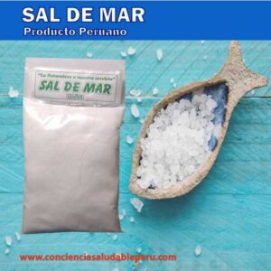 sal de mar 500grs