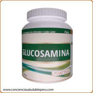 Glucosamina en polvo